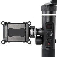 Original FeiyuTech Mobile Phone Holder Mount Bracket Clip Adapter for Feiyu SPG2 G6 G6plus G6P G5 Camera Gimbal Clamp Holder