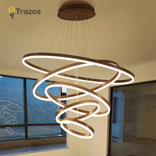 Modern LED Chandelier For Living room Dining Bedroom Luminaire Design Creative Led Lighting Fixtures Hang Lamp