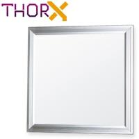 Thorx 300x300mm ultraslim led painel-10 w  800 lm luz de teto com clipes de montagem led driver 100-240 v fresco/quente/neutro branco