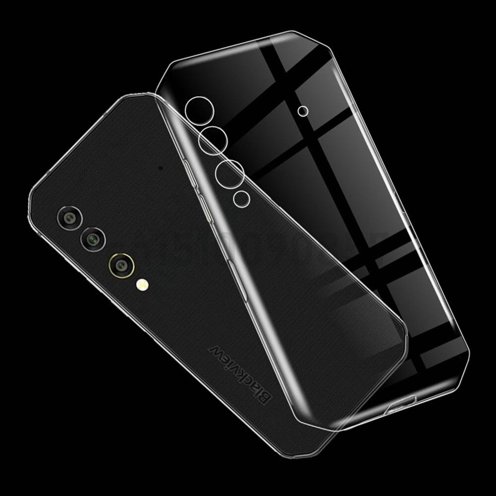 Для Blackview BL6000 Pro 5G Крышка для Blackview BL6000 чехол прозрачный мягкий ТПУ чехол для телефона чехол для Blackview BL6000
