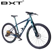 Mountain Bike Carbon Frame 12 Speed 29 Wheel Dual Disc Brake MTB Complete