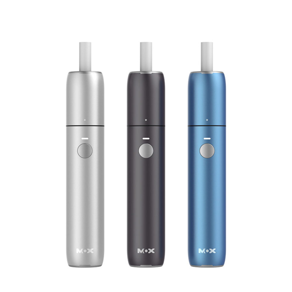 Orginal MOX IOH  Vape Kit Mod Electronic Cigarettes Mod 1500mah Battery Capacity Organic Cotton Core