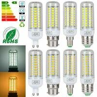 10X 15W bombilla LED tipo mazorca bombillas E14 E27 B22 G9 GU10 3W 6W 9W 12W 5730 SMD brillante fresco blanco cálido lámpara 230V 110V casa Oficina ampolla