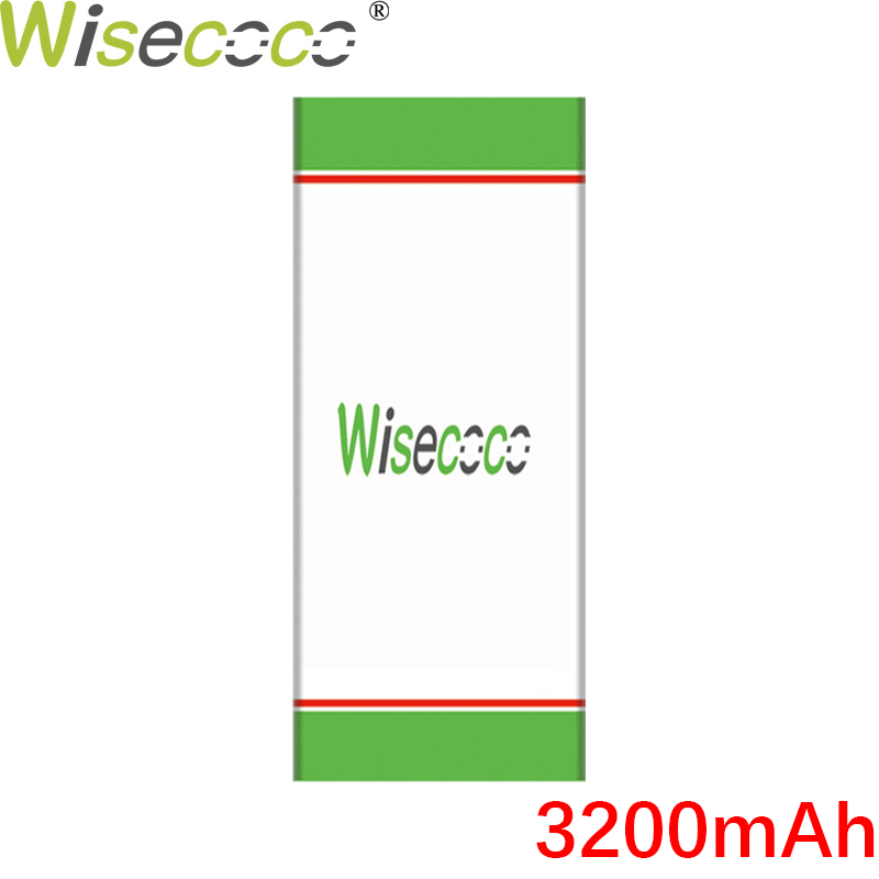 Wisecoco BL 233 3200mAh Newly Production Battery For TELE2 MAXI LTE BL233 BL 233 Phone High quality Battery Tracking Number in Mobile Phone Batteries from Cellphones Telecommunications