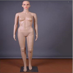 4style 176cm Female plastic mannequin Wedding decorative realist body mannequin real doll maniqui Stainless steel chassis B587