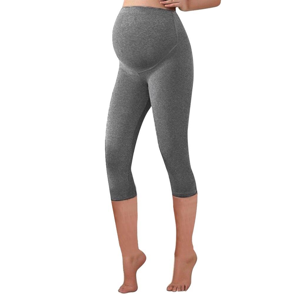 HEFLASHOR Adjustable Leggings Pregnant Women Full Length Maternity Leggings Pants Nursing Wear Pregnancy Warm Pregnancy Big Size