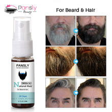 PANSLY Restore White Beard Hair to Natural Color Spray for Men Women