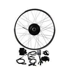 Bafang 8FANG motor delantero de bicicleta eléctrica, kit de motor de buje trasero libre de 36V y 500W, Kit de conversión de bicicleta eléctrica