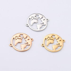 10pcs Gold/Rose Gold Stainless