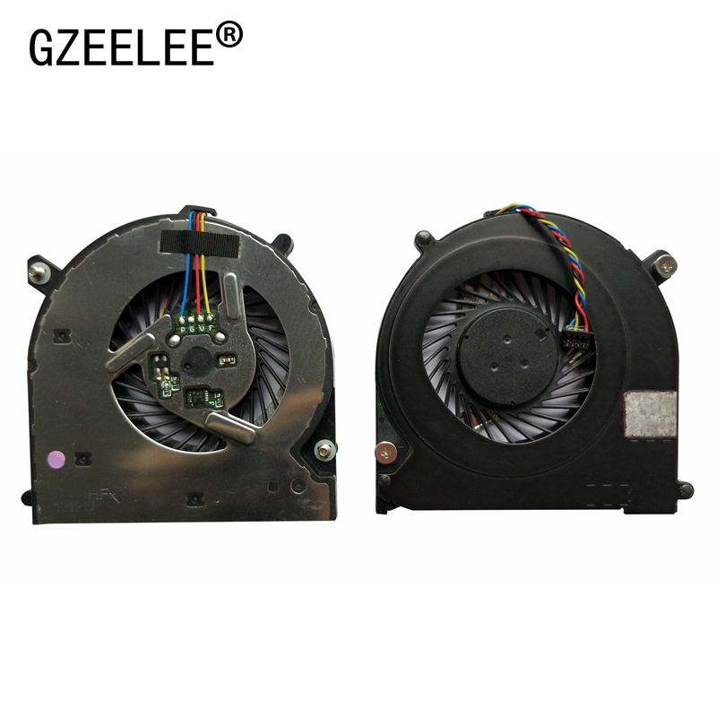 GZEELE New CPU Cooling Fan For HP ELITEBOOK 740 G1 740 G2 840 G1 840 G2 850 G1 850 G2 745-G2 750-G2 755-G2 740-G1 745-G1 750-G1