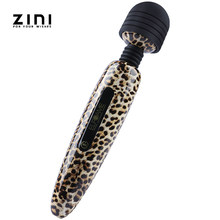 ZINI Symphony Wireless AV Vibrator Magic Wand for Women Rechargeable Powerful Body Clitoral Massager Adult Sex Toy