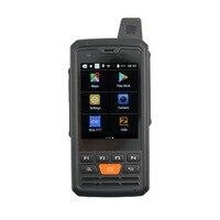 Anysecu 4G Network Radio F50 / 4G P3 4000mAh Android 6.0 Smart Phone POC Radio LTE/WCDMA/GSM Walkie Talkie Real PTT Zello