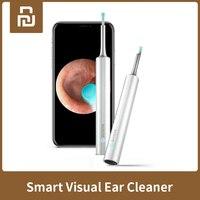 Xiaomi Youpin Bebird C3 Smart Visual Ear Stick HD Ear spoon In Ear Cleaning Endoscopio Ear Pick Otoscope Borescope Ear Stick