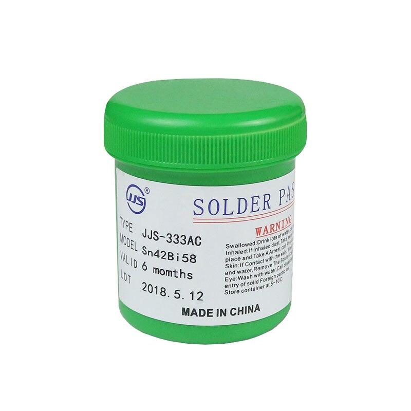 Tools : Lead-Free Low Temperature Solder Paste 138        No-Clean Welding Solder Paste 500g Sn42Bi58 For SMT PCB BGA Paste Repair
