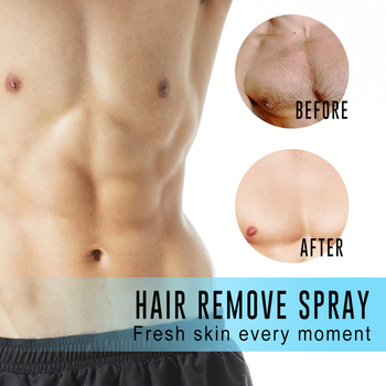 1PC Depilatory Spray For Man And Women Natural Hair Removal Spray For Bikini Arm Leg Armpit Painless Skin Beauty Care Body Care 1