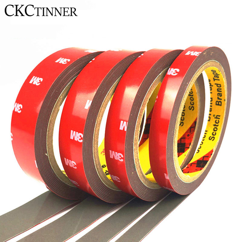 3M VHb high strength double-sided transparent acrylic adhesive tape 20mmx3meters