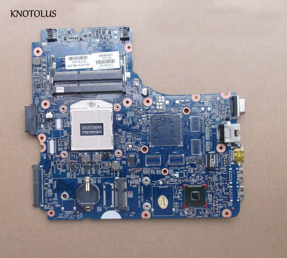 High Quality For HP Probook 450 G1 440-G1 470 Laptop Motherboard 734086-001 734086-501 734086-601 Tested Ok
