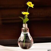 Современная столешница, ваза, стеклянная лампа, форма лампы, цветок, водное растение, подвесная ваза, контейнерный горшок, офисный, Свадебный декор