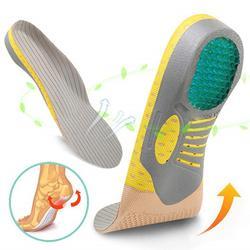 HobbyLane wkładki ortopedyczne sportowe wkładki amortyzacja Sklepienie łukowe do biegania ochraniacze na buty