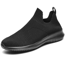 Loafers Men Shoes Light-Sneakers Walking Fashion Tenis Male Outdoor Breathable Casual