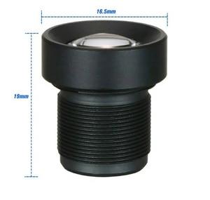 Image 2 - M12マウント25ミリメートルmtvインタフェースレンズcctvセキュリティカメラ用F2.0 14.6度ahd cvi ip wifiカメラdvrシステムアクセサリー