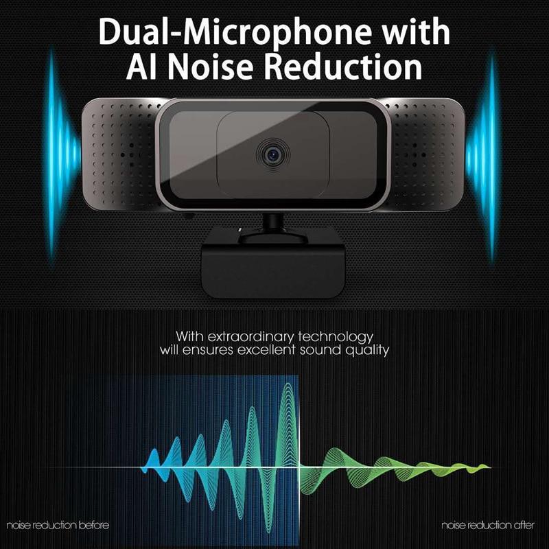 microfone embutido autofoco video conferencia transmissao ao vivo camera classe rede 02