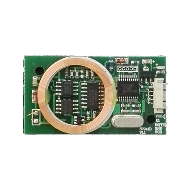 WG26 Dual Frequency Read RFID Wireless Module 7941D 13.56MHz 125KHz Module For IC/ID/Mifare Card