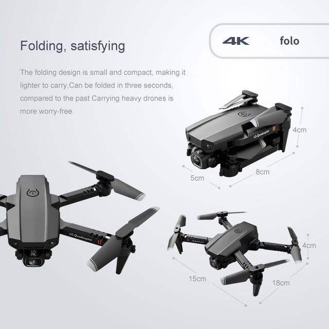 Mini Drone 4K Professional Dual HD Camera 4
