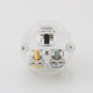 Image 5 - Viborg vf512r power ródio chapeado c13 iec conector plugue iec ródio chapeado