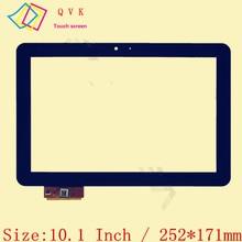 Preto 10.1 Polegada para Sistema de Energia modelo Neo 10 3G Capacitive touch screen painel de reparação substituição de peças de reposição livre grátis