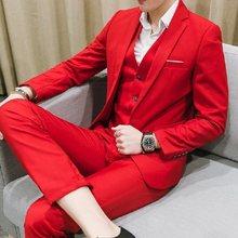 Thorndike Business Suite vente entière hommes beau marié porter sur mesure formelle mariage Tuxedos nouveauté veste + pantalon + gilet