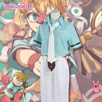 Dokidoki-r, Cosplay de Anime de Jibaku, Shounen Hanako, Cosplay de Minamoto Kou, Cosplay de Anime para hombres, disfraz de Minamoto, Kou, Jibaku, Shounen, Hanako, kun