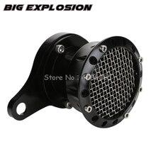 Воздушный фильтр мотоцикла CNC алюминиевый скоростной стек воздухоочиститель Впускной фильтр для Harley Sportster 883 1200 XL 48 2004-UP