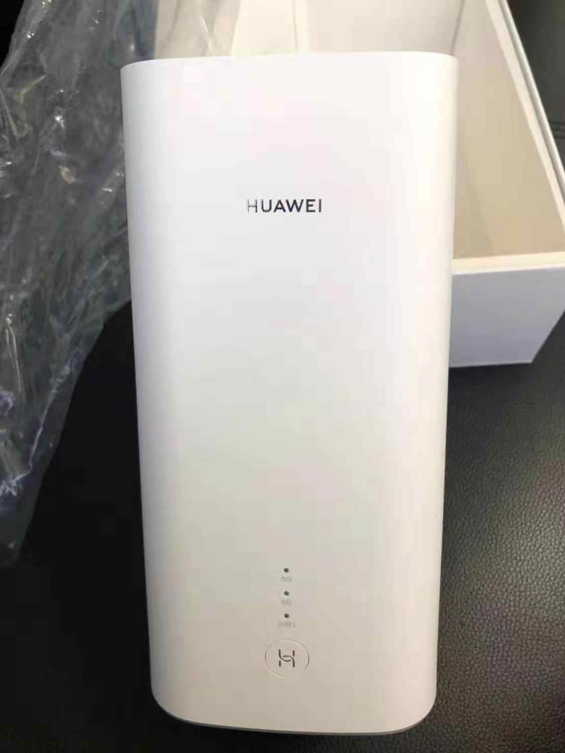 Huawei 5G CPE Pro 5G(n41/n77/n78/n79) 4G LTE Cat20(B1/3/5/7/8/18/19/20/28/32/34/38/39/40/41/42/43) 4x4MIMO Wireless CPE Router