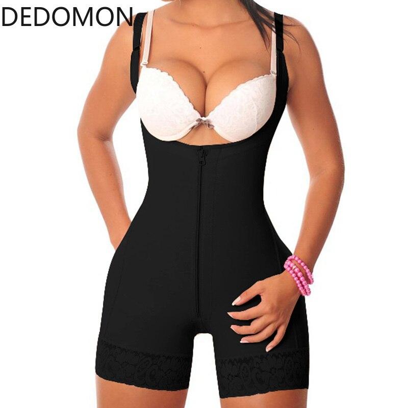 Weight Loss Slim Underwear Lumbar Flat Stomach Abdominal One Piece Bodysuit Shapewear Anti Cellulite Slim Patch Slimming Wraps