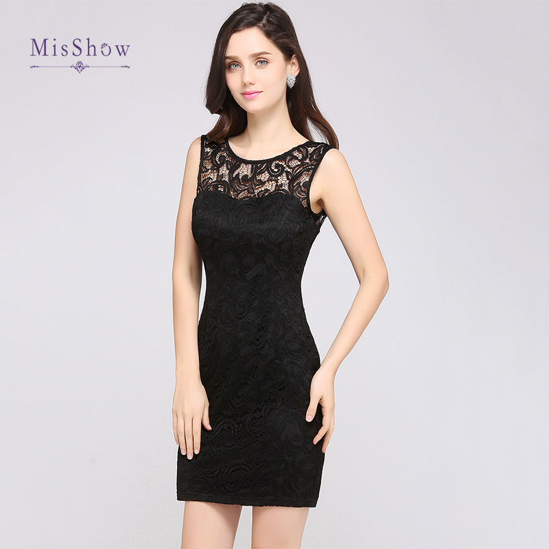 Vestidos De Fiesta New Arrivals Black Short Cocktail Dresses 2019 Sexy Dress Formal Mini Party Dresses Shipping Within 3 Days
