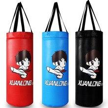 Детские Боксерские перчатки для детей от 4 до 12 лет, мешки с песком, Обучающие игрушечные наборы для мальчиков, боксерские перчатки унисекс вертикального типа Jiangsu