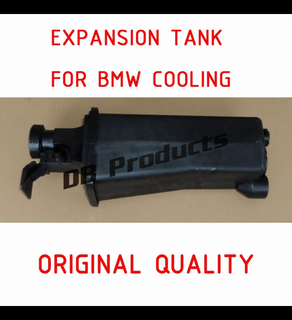 FREE SHIPPING COOLANT EXPANSION TANK radiator tank FOR BMW E46 E53 OE NO.17137787040 17117573780|radiator tank - title=