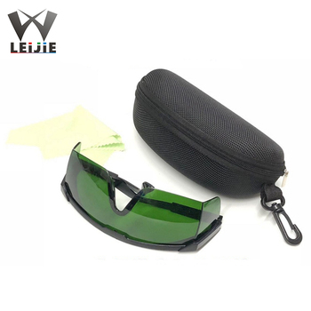 200nm-450nm 800nm-2000nm 1064nm UV/Blue-Violet IR Laser Marking/Engraving/Cutting Safety Laser Protective Glasses With Box