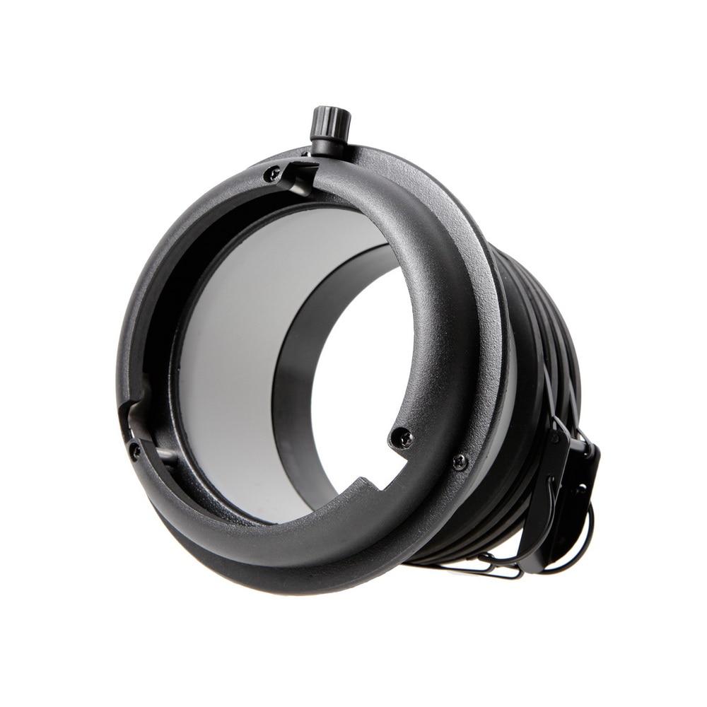 Speedring Adapter Profoto Head to Bowens Mount Converter For  Softbox Snoot Beauty Dish Studio Lighting Accessories Fotografiabowens  mountprofoto bowenssoftbox head