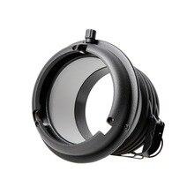 Speedring Adapter Profoto Kopf zu Bowens Montieren Konverter Für Softbox Snoot Beauty Dish Studio Beleuchtung Zubehör Fotografia