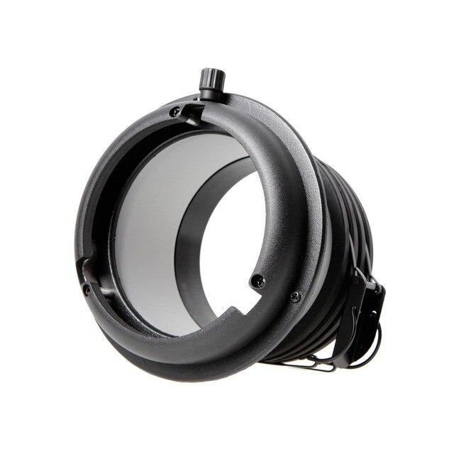 Speedring Adattatore Profoto Testa per Bowens Mount Converter Per Softbox Snoot Beauty Dish Accessori Per Lilluminazione da Studio Fotografia