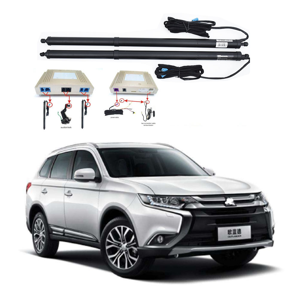 New Electric Tailgate Refitted For MITSUBISHI OUTLANDER 2016-2020 Tail Intelligent Electric Tail Door Power Tailgate Lift Lock