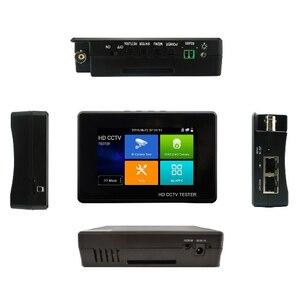 Image 5 - IPC1800plus 1080 1080p 5 イン 1 tvi ahd cvi アナログ ip cctv カメラテスターバッテリーセキュリティテスターモニタービデオオーディオテスト ptz