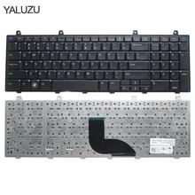 Laptop zubehör neue tastatur für DELL studio 1735 1736 1737 1749 1745 Englisch Laptop Tastatur schwarz UNS