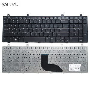 Image 1 - laptop accessories new keyboard for DELL studio 1735 1736 1737 1749 1745 English Laptop Keyboard black US