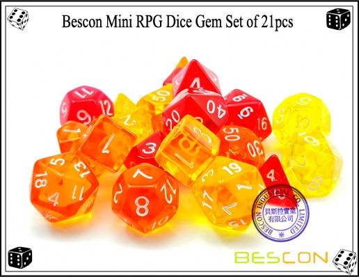 Mini Gem Set 21pcs-2