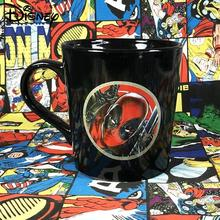 Disney ceramic cute cartoon mug simple large-capacity coffee cup water cup breakfast cup collection cup milk cup