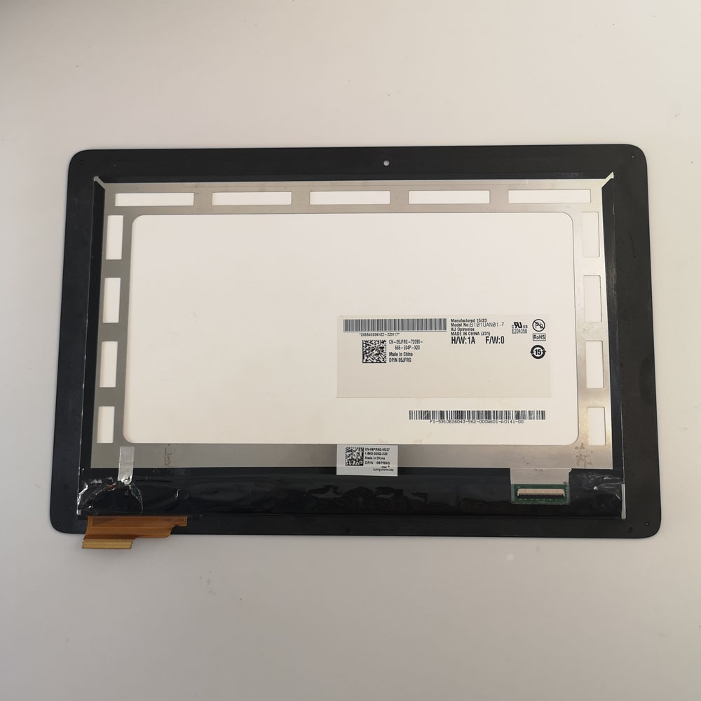 """10.1"""" For  Dell Venue 10 Pro 5000 5055 5050 DETGDM-1011503 V0.1 Touch Screen Panel Digitizer B101UAN01.7  LCD Display Assembly"""