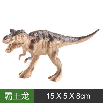 Simulated Dinosaur Toy Animal Models Tyrannosaurus Jurassic World Realistic Figures Brachiosaurus Dinosaur Toys For Boy Kids image